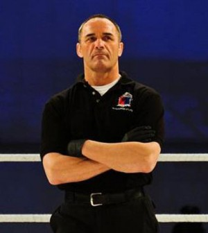 Brian Beauchamp - MMA referee