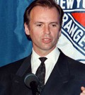 Former Rangers GM Neil Smith