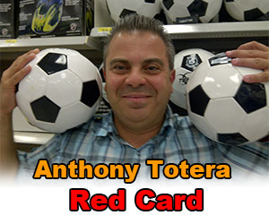<b>Anthony Totera - Red Card (7pm to 8pm)<br>