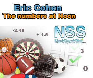 <b>Eric Cohen - The numbers at Noon (Noon to 1pm)<br>