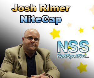 <b>Josh Rimer - NiteCap (10pm to 11pm)<br>