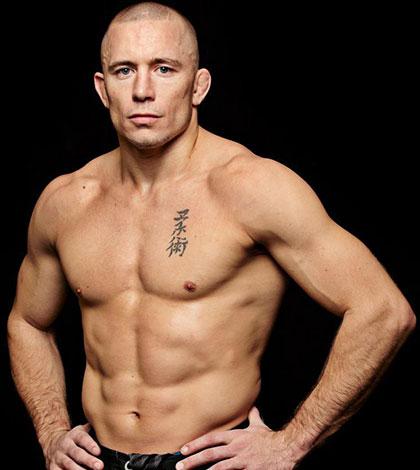Georges St-Pierre - UFC welterweight champion