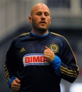 Philadelphia Union player Conor Casey