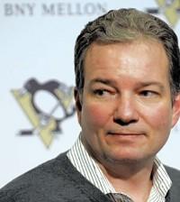 Pittsburgh Penguins GM Ray Shero