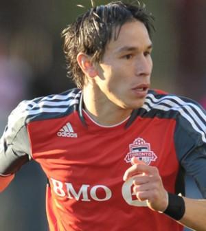 Chivas USA Player Eric Avila