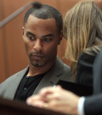 Former NFL Player Darren Sharper Appears In Court