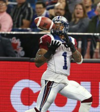 Toronto Argonauts lose to the Montreal Alouettes 23-20