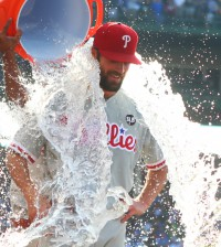 MLB: Philadelphia Phillies at Chicago Cubs