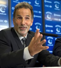 Vancouver Canucks Introduce John Tortorella