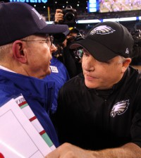 Tom Coughlin & Chip Kelly