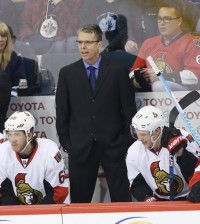 NHL: Ottawa Senators at Winnipeg Jets