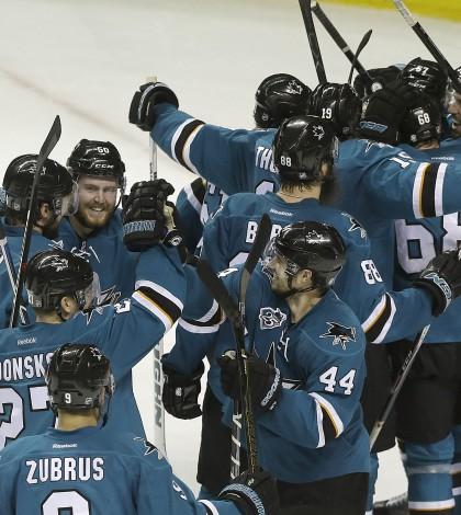 Blues Sharks Hockey