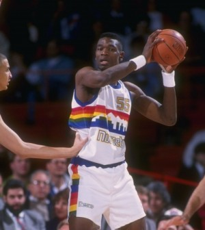f54bb9c36be The Denver Nuggets have given Dikembe Mutombo the ultimate honour by  retiring his number 55 making it the second team to retire his number after  the Atlanta ...