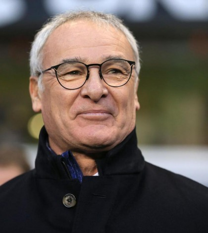Claudio Ranieri File Photo