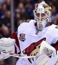 NHL: Arizona Coyotes at Vancouver Canucks