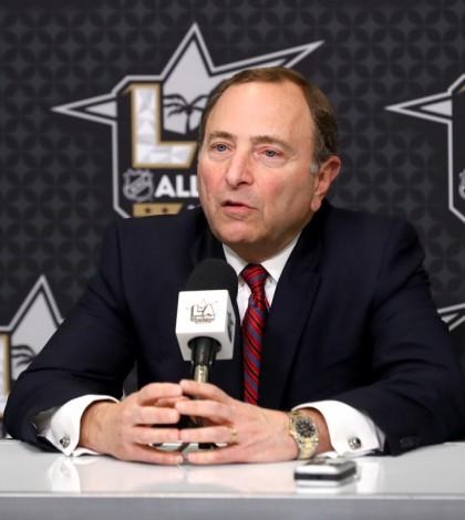 2017 NHL All-Star - Media Day
