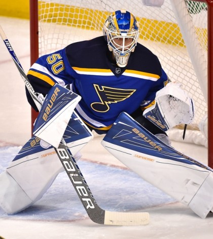NHL: Carolina Hurricanes at St. Louis Blues