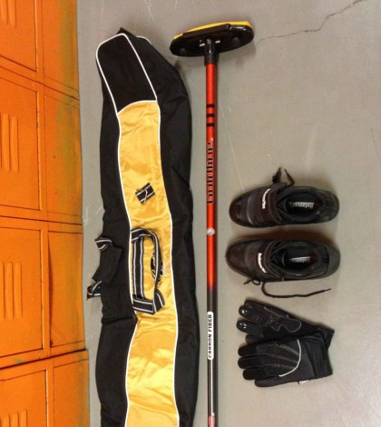 curling gear for sale