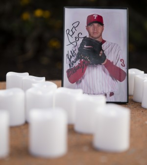 Obit Halladay Baseball