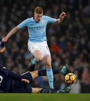 Premier League - Manchester City vs Tottenham Hotspur