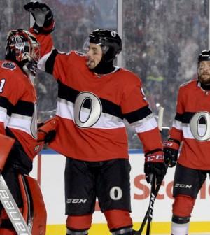 Senators will wear NHL100 Classic jerseys seven more times in 2017 ... 8b3a788c121