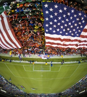 United States of America vs Mexico - Men's International Soccer