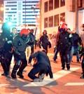 Basque-autonomous-police-officers-break