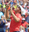 Bryson DeChambeau won in the first three-man playoff in event history over Kyle Stanley and Ben An with a thrilling birdie putt at the final hole.