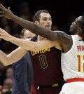 Taurean Prince, Kevin Love