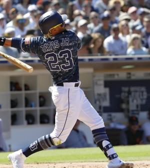 Padres made winning choice bringing up Fernando Tatis Jr. at start of season