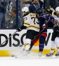 Boston Bruins v Columbus Blue Jackets - Game Six
