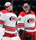 NHL: Carolina Hurricanes at Colorado Avalanche
