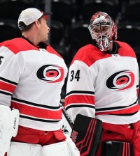 NHL: Carolina Hurricanes at Colorado Avalanche
