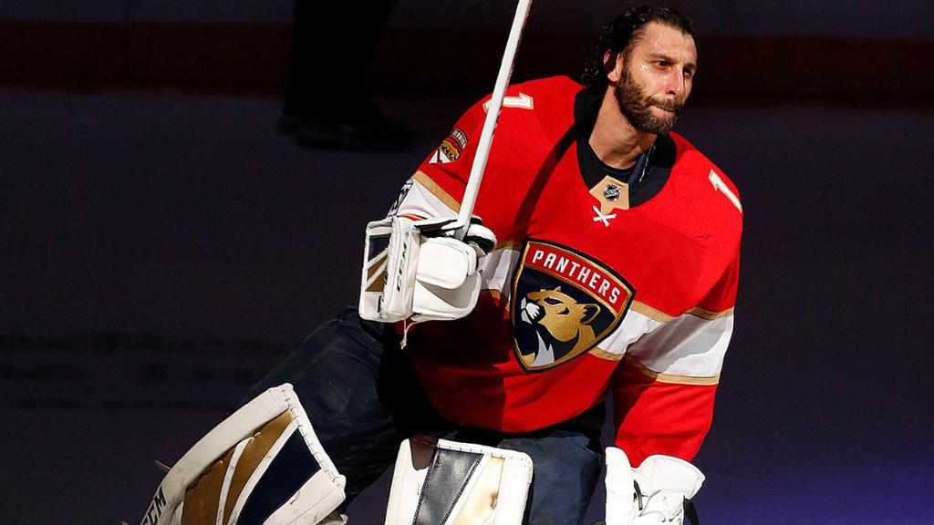 Roberto Luongo Calls It Quits After 19 Nhl Seasons Nss
